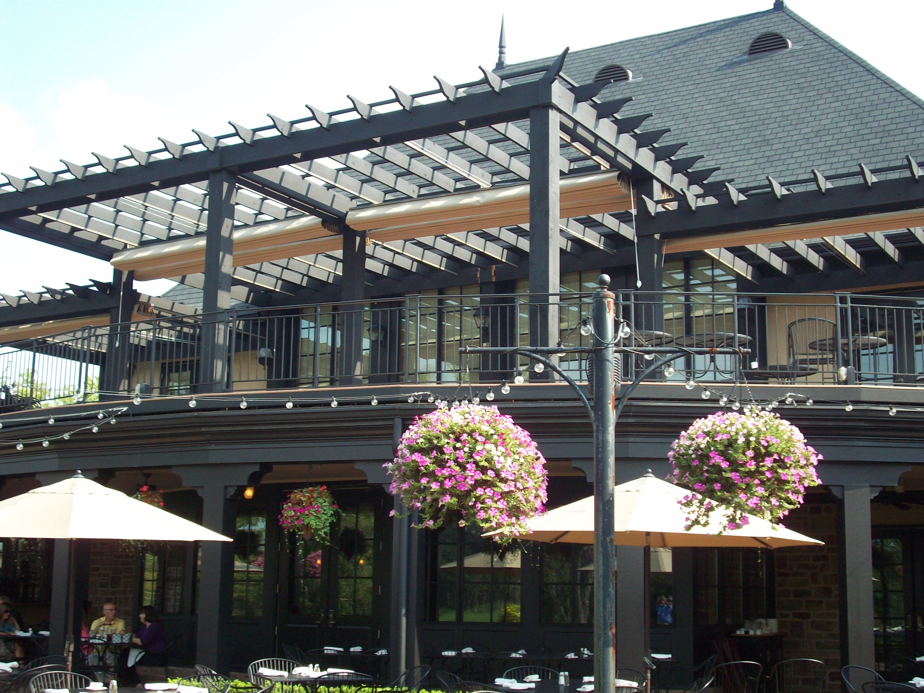 Retractable Canopy | ShadePro North America's Roll Shutter ...