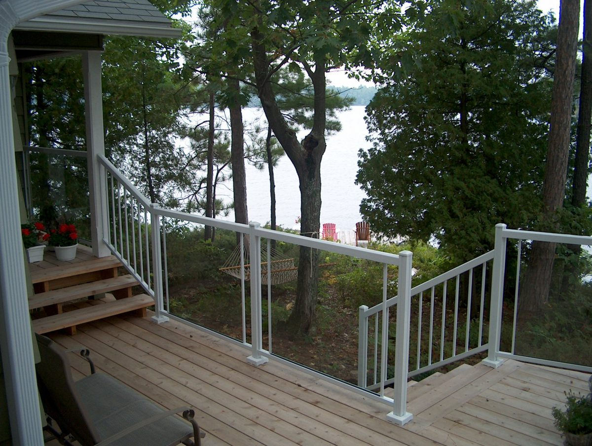 Cottage Railing