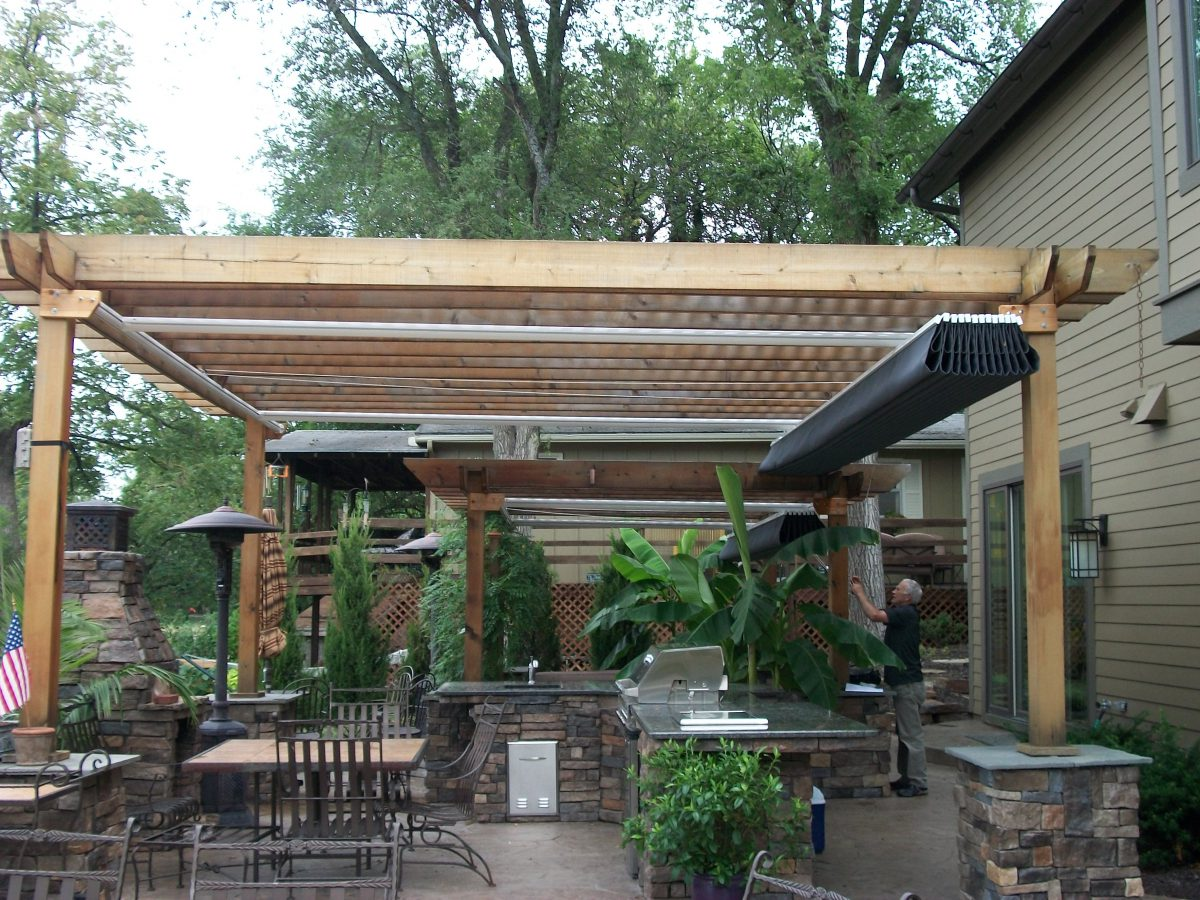 Retractable Canopy